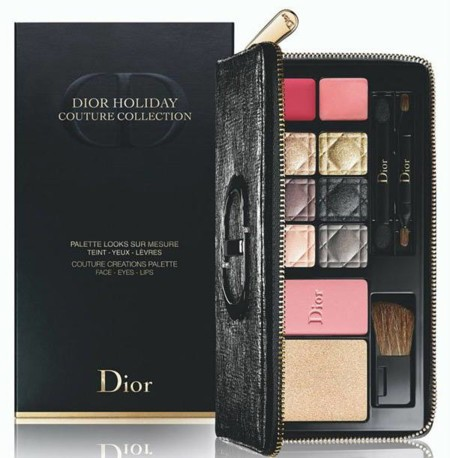 Dior Holiday 2015 Couture Creations Palette Face Eyes Lips