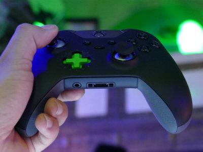 E3 2015. Probamos el Elite de Xbox One, un mando que querrás tener a toda costa a pesar del precio