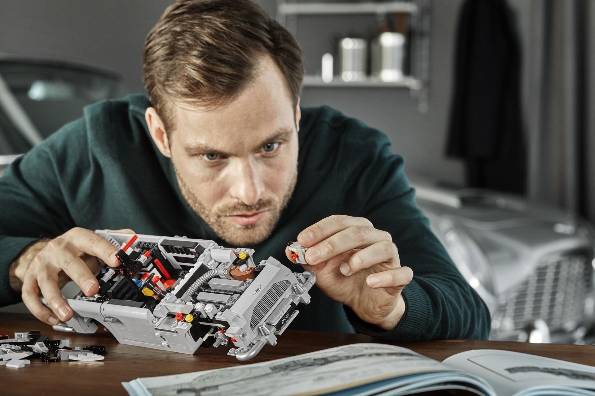 Foto de Aston Martin DB5 007 de LEGO (22/39)
