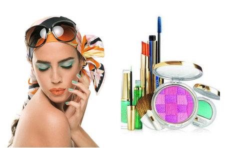 Collistar Capri, la Colección Maquillaje Primavera/Verano 2012. Ausencia de negro, viva el color