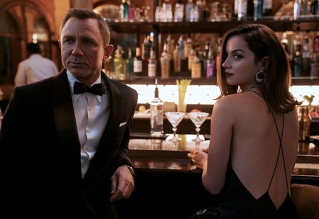 Ana de Armas no será solo una chica Bond que seduce al agente 007 en 'Sin tiempo para morir' y el nuevo trailer lo demuestra