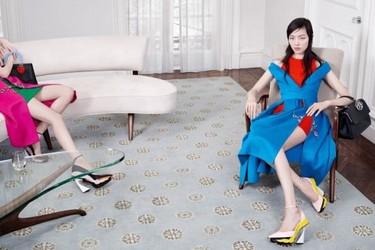 La estática campaña Otoño-Invierno 2014/2015 de Dior, ¿aburrimiento o arte?