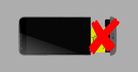 Ya es oficial: el LG G6 no será modular