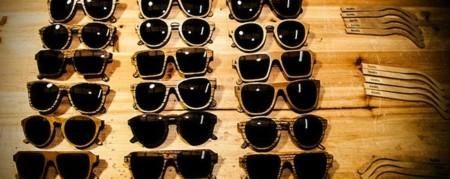 Laveta, gafas de madera hechas en España