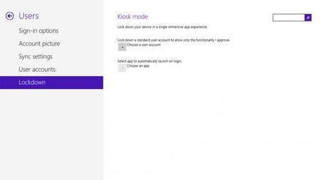 "Windows 8.1 vendrá con un ""Modo Kiosco"""