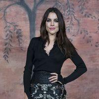 Adriana Ugarte, pura elegancia en el front row de Chanel