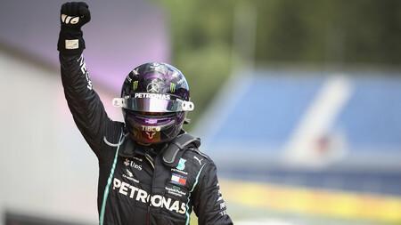 Hamilton F1 2020