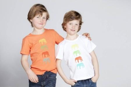 Camisetas molonas para los más pequeños de la casa