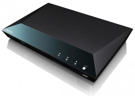 Los Blu-Ray de Sony con diseño adaptado a los nuevos Bravia llegan a México