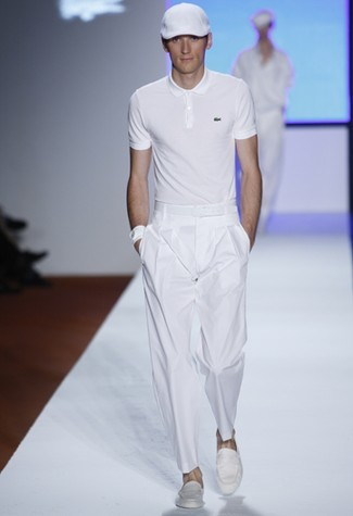Foto de Lacoste, Primavera-Verano 2011 en la Semana de la Moda de Nueva York (1/14)