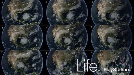 Sony lanza 'Life with PlayStation', noticias e información meteorológica en PlayStation 3