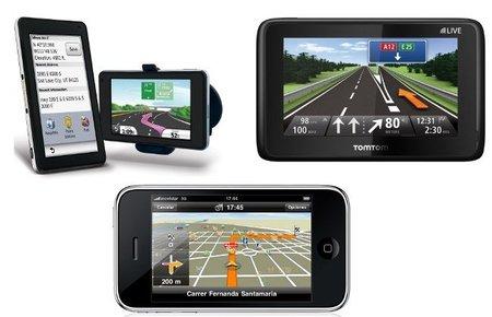 Los navegadores GPS sobrevivirán en las empresas