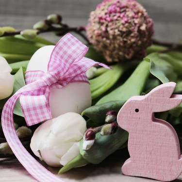 13 ideas decorativas para Pascua que hemos visto en Instagram