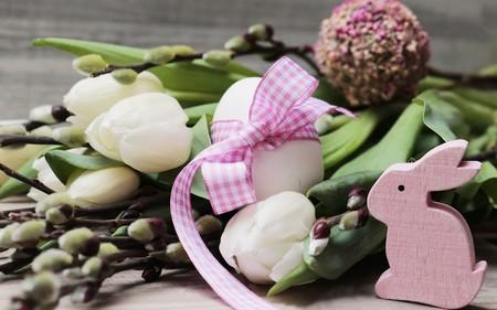 13 ideas decorativas para Pascua que hemos visto en Instagram