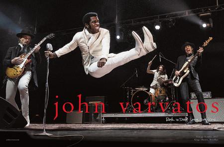 Verano con sabor a blues: John Varvatos y su nueva campaña de la mano de Vintage Trouble