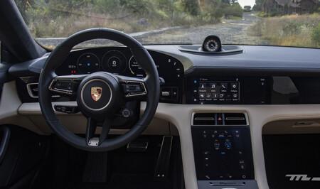 Porsche Taycan Prueba De Manejo Mexico Impresiones Opinion 33