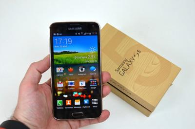 En Corea ya hablan de que el Samsung Galaxy S5 está batiendo los records de su antecesor