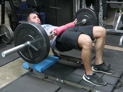 Hip thrust: el mejor ejercicio para lograr los glúteos que siempre has deseado