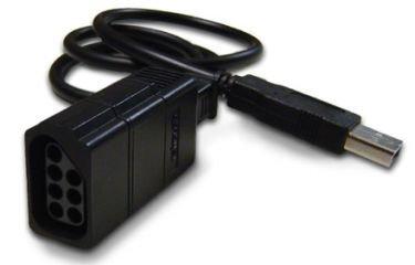 Adaptador de mando de NES y SNES para Wii
