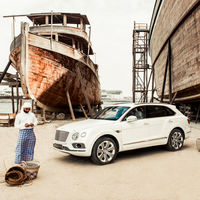 Estos cinco Bentley Bentayga 'Pearl of the Gulf' son un homenaje a la tradición perlera del Golfo Pérsico