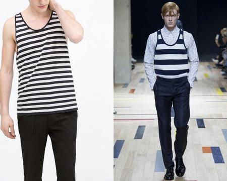 Clones Pasarela Zara Primavera Verano 2015 Trendencias Hombre 03