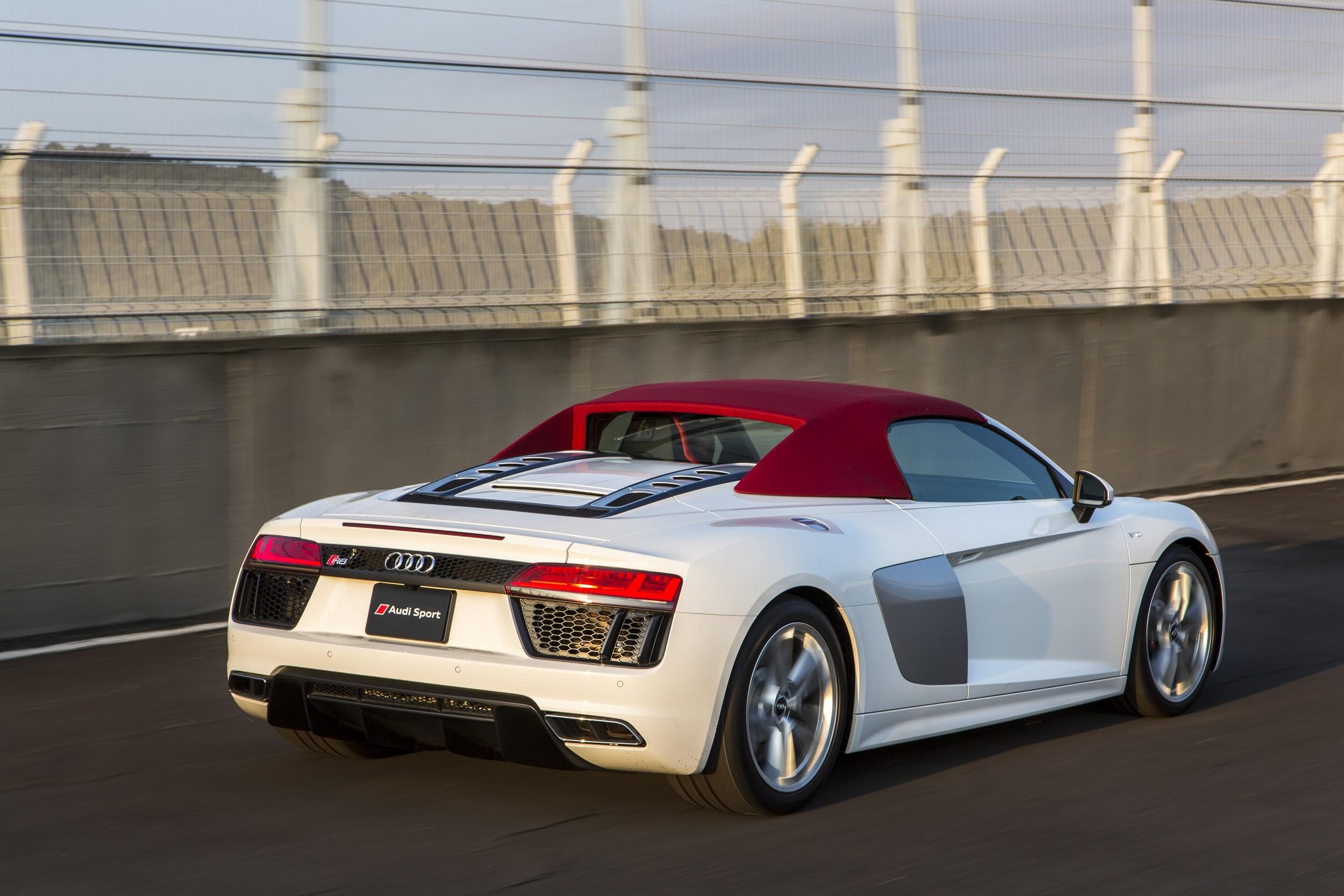 Foto de Audi R8 Spyder (13/38)