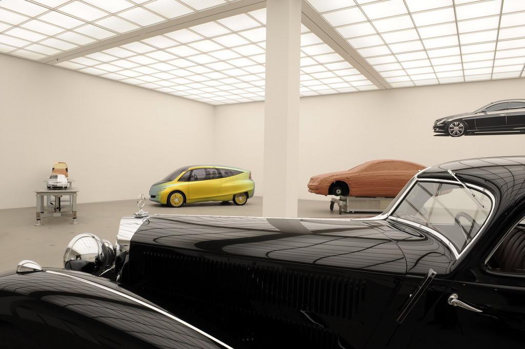 Foto de Exposición Mercedes Pinakothek der Moderne Múnich (21/45)