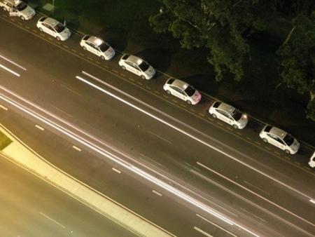 Toyota Prius taxi
