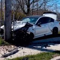 Cuando estrenar coche se convierte en pesadilla: este BMW M5 murió con sólo 11 km en el odómetro
