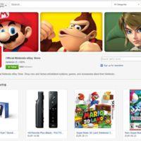 Nintendo estrena nueva tienda en Ebay, y con envíos gratis