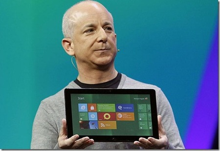 Tablet Windows 9