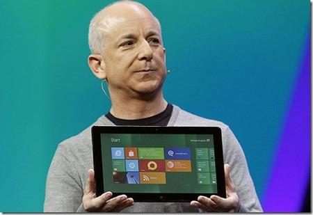 Tablet Windows 9