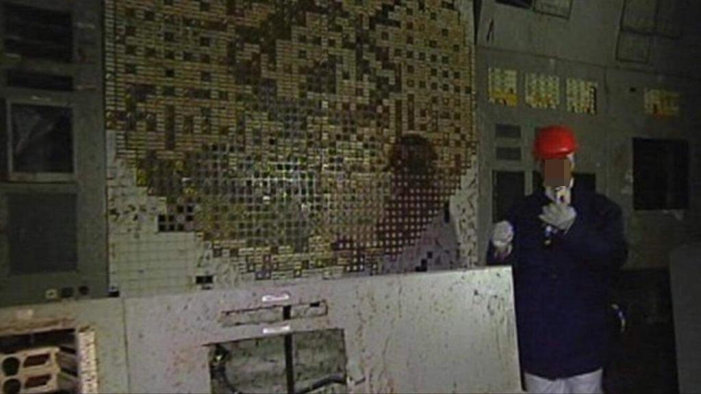 La sala de control del reactor 4 de la Central Nuclear de Chernobyl abre sus puertas para convertirse en una atracción turística