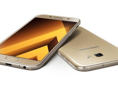El Samsung Galaxy A5 (2017), con resistencia al agua IP68, por 279 euros y envío gratis desde España