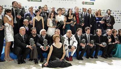 Gala Premios Goya 2007