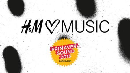 H&M Primavera Sound 2015