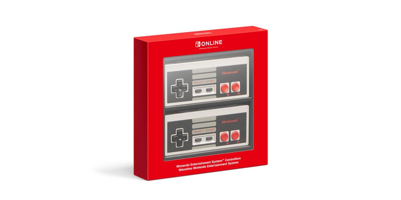 Mandos de Nintendo Entertainment System