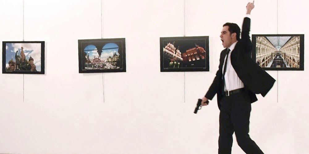 Turkey Assassination