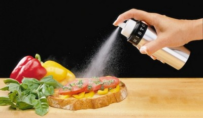 Pulverizador de aceite para moderar su consumo