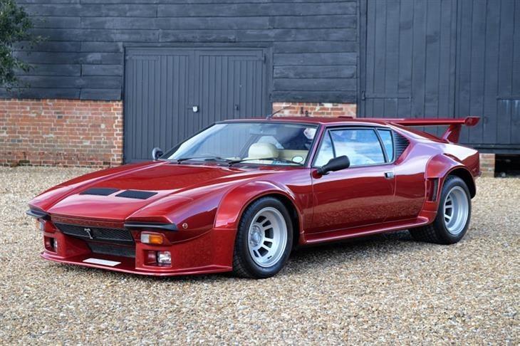 ¡Vuelve De Tomaso! Veremos su nuevo coche en el Goodwood Festival of Speed, el próximo 4 de julio