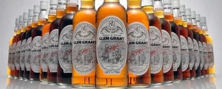 Gordon&MacPhail bottled Whiskies Range Glen Grant