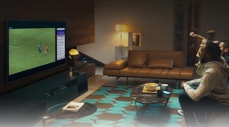 Renueva tu viejo televisor y da el salto a la pantalla grande con este Smart TV 4K Samsung de 65 pulgadas: llévatelo por 220 euros menos