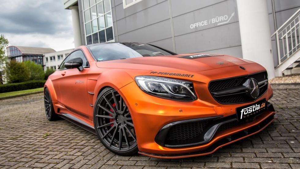 Foto de Mercedes-AMG S63 by Fostla (1/6)