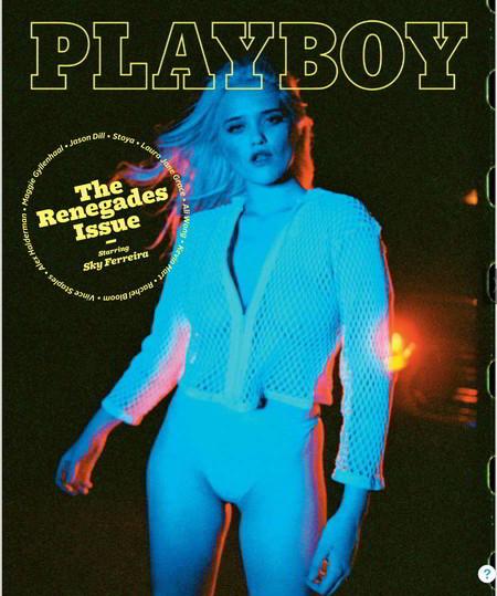 La revista del conejito sigue renovándose: Playboy debuta como medio digital por primera vez