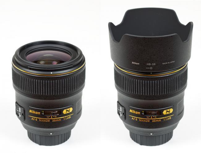 Por fin podría llegar en enero el Nikkor 35mm f/1.8 para FX