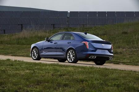 Cadillac Ct4 V 3