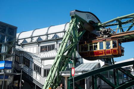Schwebebahn De Wuppertal 4