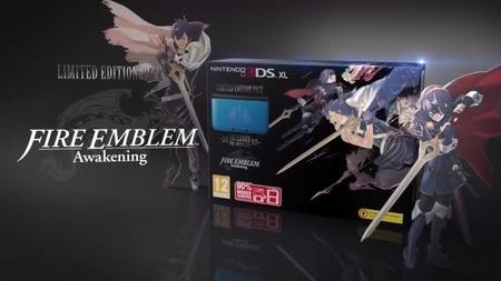 3DS XL Fire Emblem Awakening