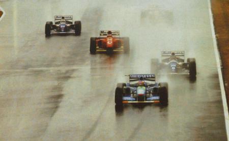Salida GP Japón 1994
