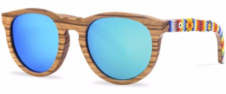 Arte huichol y mucho estilo: Las gafas de sol de Bamboo Life tienen ambos